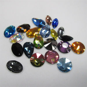 Crystal Loose Beads Clothing Accessories pictures & photos