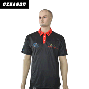 Fashion Design Good Quality Customized Design Golf Polo T Shirt pictures & photos