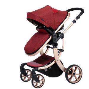 European Fold Stroller Baby with En1888: 2012 Approval