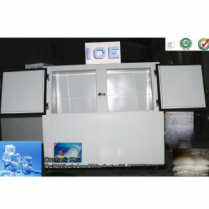 Ice Merchandiser for Outdoor Bagged Ice Storage pictures & photos
