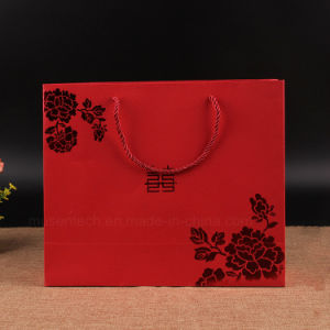 China Red Color Hot Stamping Paper