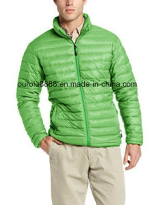 Mens Lightweight Padded Polyester Jacket, Winter Jacket
