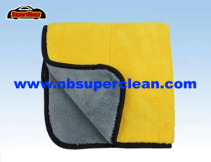 2015 High Quility Thickening Microfiber Towel (CN3671) pictures & photos