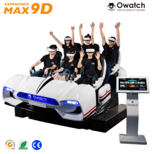 4164628ac72b Vr Family New Virtual Reality Simulator Game Machine 6 Seats 9d Vr Simulator