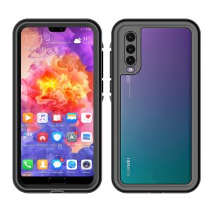 official photos b361d 01df2 IP68 Waterproof Phone Case Dirtproof Protective Cell Phone Case for Huawei  P20 PRO