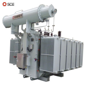2500 kVA - 20 Mva Large/Medium Distribution Transformers/Power Transformers