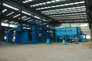 Foundry Casting Equipment of V Method Production Line pictures & photos