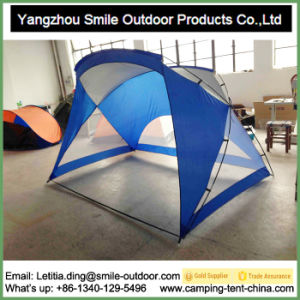 10 Person PU Waterproof Extra Large Camping Beach Tent pictures & photos