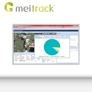 Meitrack Software GPS Tracker (MS02) for Taxi Software