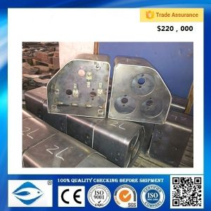 Sheet Metal Welding Assembly for Truck Lampshade pictures & photos