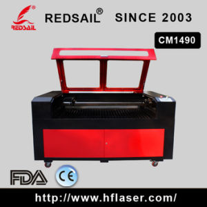 Redsail Laser Cutting and Engraving Machine for Wood, Garment & Stone (CM1490)