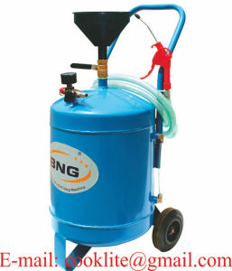 Pneumatic Oil Extractor Portable Liquid Dispenser 24L pictures & photos