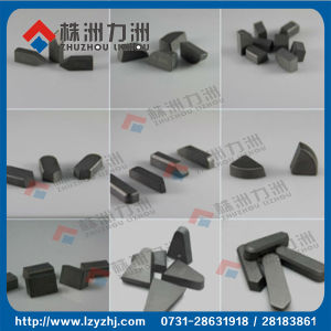 Remove Ice and Snow Tungsten Carbide Plow Blade Insert