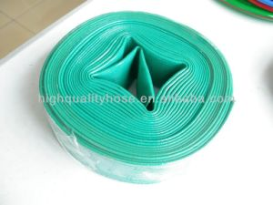 "1"" ~ 12""Heavy Duty Irrigation Water Discharge PVC Layflat Hose pictures & photos"
