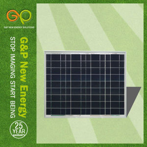 G&P 100wp Poly Solar Panel, Solar Power, Solar Moudle pictures & photos