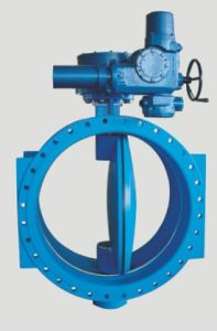 Flange Ekb Resilient Seated Butterfly Valve