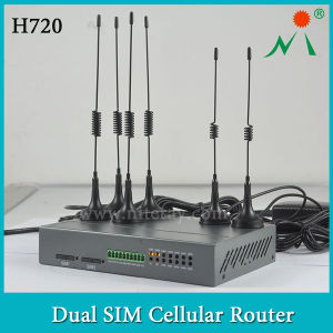 Mini 192.168.1.1 Wireless Router Support GPS Module for Industrial