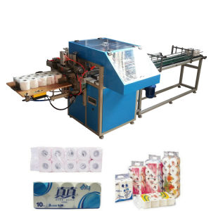 Multi Rolls Toilet Paper Packing Machine pictures & photos