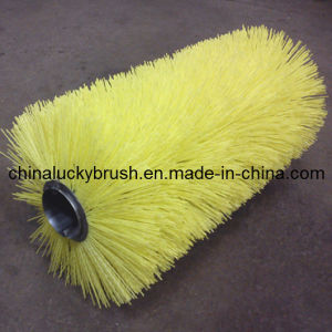 Nylon or PP Material Yellow Broom Roller Brush (YY-005) pictures & photos