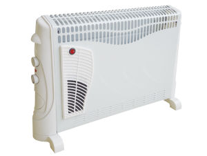 Good Quality 3 Heating Powers: 750W/1250W/2000W Convector Heater with Timers