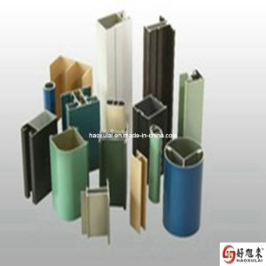 Extruded Aluminium Profiles for Doors and Windows Curtain Wall