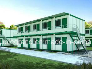 New Type Modular Container House for Temporary Dornitory/Office (DGDS07) pictures & photos