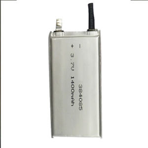 3.7V 1400mAh Rechargeable Lithium Polymer Cell, Lithium Polymer Battery pictures & photos