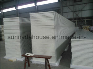 PU Wall Sandwich Panel / PU Roof Sandwich Panel (SD-250) pictures & photos