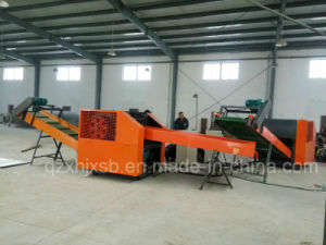 Cardboard Cutting and Crushing Equipment pictures & photos