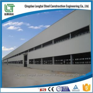Single-Storey Prefab Steel Factory pictures & photos