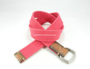 Fashion Canvas Belt for Women (EUBL0523-35)