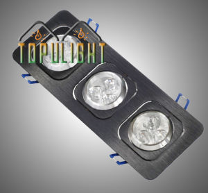 9W Topulight LED Ceiling Lights