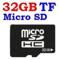 Fast Speed Micro SD Card 32GB C10
