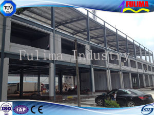 Low Cost High Quality Steel Structure for Workshop/Warehouse (SSW-016) pictures & photos