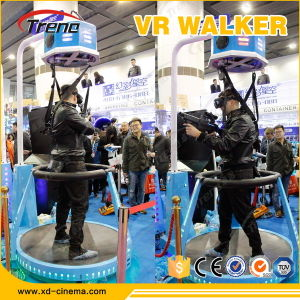 Hot Sale! Fashion Interactive Virtual Reality Running Machine pictures & photos