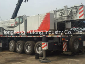 Used Second-Hand Big Tons 160tons Zoomlion Truck Crane Mobile Crane