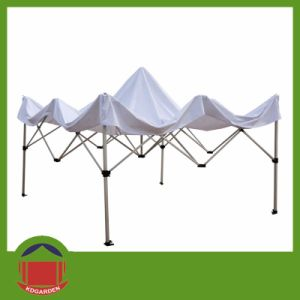 10′x10′ Pop up Canopy Tent with White Fabric pictures & photos