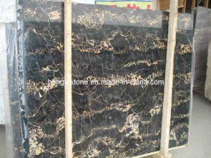 Portoro Black and Gold Marble Marble/ Tiles in India
