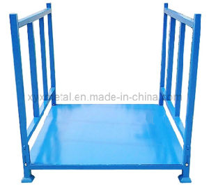 Foldable Powder Coating Storage Cage Stillage pictures & photos