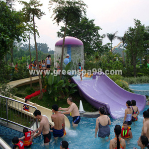 Kid′s Water Slide for Water Pool pictures & photos