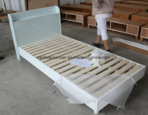 Wooden Beds with High Glossy Color pictures & photos