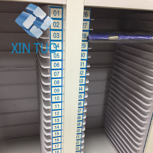 Factory Direct Price Hospital Medical Record File Trolley Patient File Trolley pictures & photos