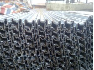 Galvanized Steel Sigma Profile/Steel Window Profile Section/Profile Steel Purlin (factory price) pictures & photos