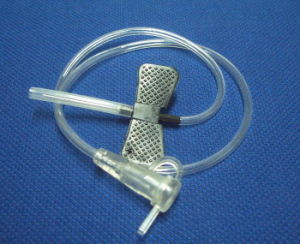Medical Use Scalp Vein Set with Good Price for Europe