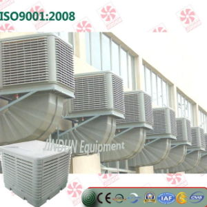 Air Cooler with Bottom Outlet for Greenhouse and Poultry House