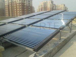 Solar Collectors (U pipe splite) pictures & photos