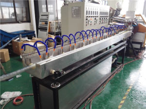 Steel Wire Reinforced Hose Extruder Suction Hose Making Machine pictures & photos