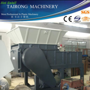 Heavy Duty Twin Shaft Shredder/Double Shaft Shredder pictures & photos