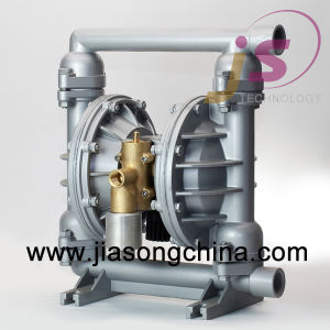 Paint Fuel Pneumatic Membrane Slush Diaphragm Pump pictures & photos