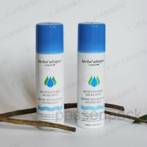 150ml Aluminum Aerosol Can for Moisturizing Relex Mist Spray (PPC-AAC-045) pictures & photos